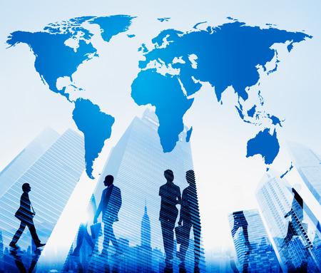 Cartographie mondiale mondial mondialisation Terre Concept International
