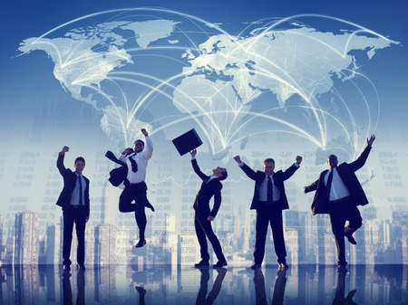 teamwork business: Business People Collaboration Team Teamwork Professional Concept