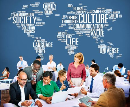 corporate culture: Culture Community Ideology Society Principle Concept