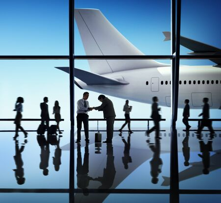 flight mode: Airplane Aircraft Airport Business Travel Flight Transport Concept