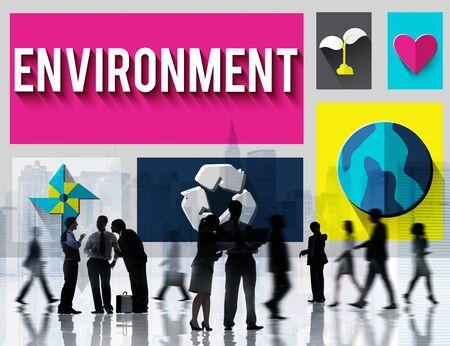 environmental conversation: Environment Ecology Environmental Conservation Global Concept