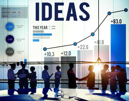 creativity: Ideas Innovation Creativity Inspiration Information Concept