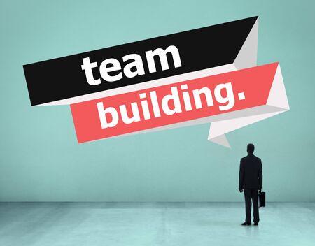 management team: Team Building Cooperate Cooperation Management Concept