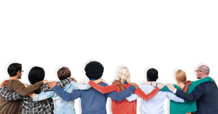 Team Teamwork Collaboration Friendship Coworker Concept