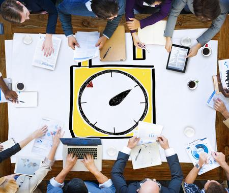 liberate: Time Unlock Alarm Clock Punctual Stopwatch Concept