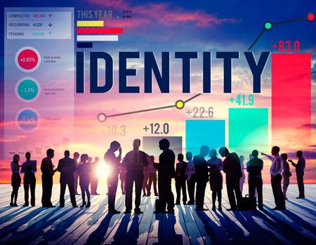 individuality: Identity Name Individuality Trademark Brand Concept