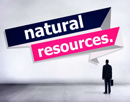recursos naturales: Recursos Naturales Ambiental Tierra concepto de la energía