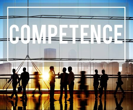 proficiency: Competence Skill Ability Proficiency Accomplishment Concept