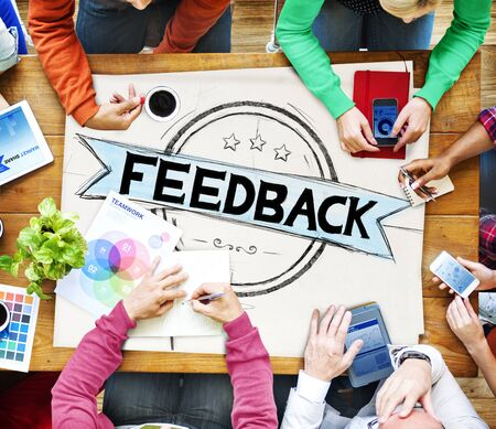 response: Feedback Evaluation Reflection Response Result Concept