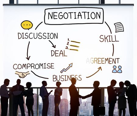 skills diversity: Negotiation Cooperation Discussion Collaboration Contract Concept