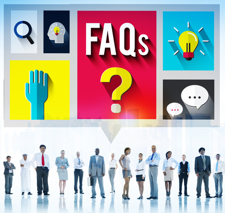 asked: Frequently Asked Questions Help Inforamtion Answer Concept
