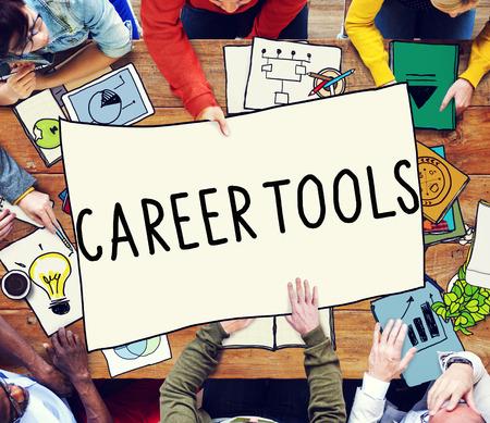 guidance: Career Tools Guidance Employment Hiring Concept