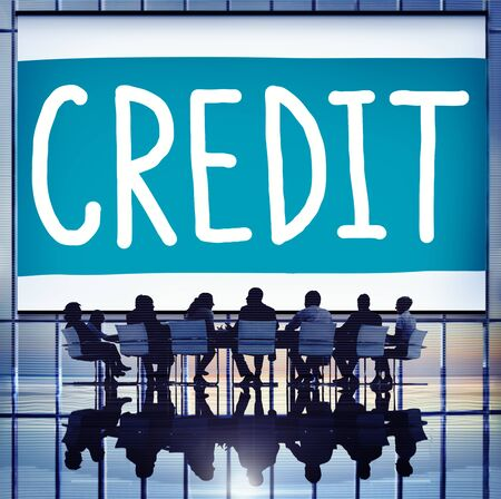 investment banking: Credit Accounting Banking Financial Business Concept