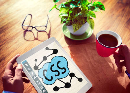 css: CSS Internet Website Design Business Network Concepts