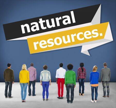 natural resources: Natural Resources Environmental Earth Energy Concept