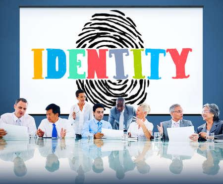 finger print: Finger print Identity Branding Protection Safety Concept