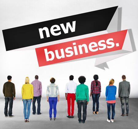 Nuevos Negocios de inicio Estrategia Ideas Creatividad Concepto