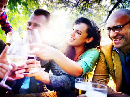the outdoors: Friends Friendship Outdoor Chilling Togetherness Concept