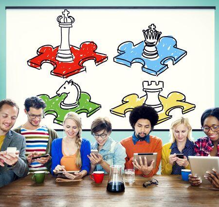 brettspiel: Freizeitspiel Schach Tactics Strategy Board Spielkonzept