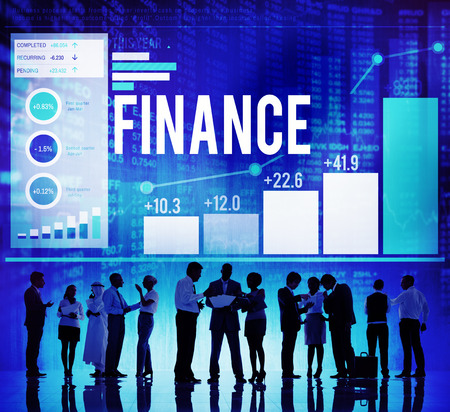organisational: Finanace Accounting Banking Money Concept