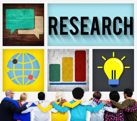 community people: Research Study Inspection Investigation Examination Concept