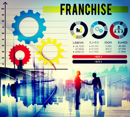 Business franchise concept