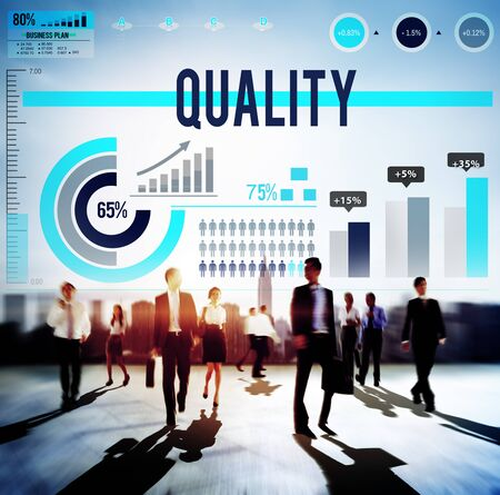 stature: Quality Guarantee Satisfaction Value Stature Concept