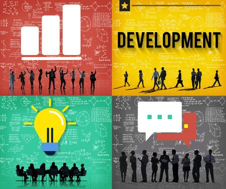 growth opportunity: Development Growth Opportunity Planning Vision Concept