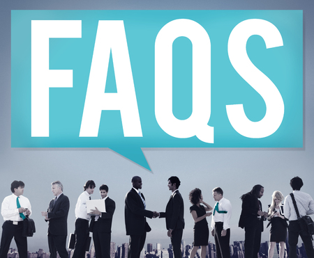 frequently asked questions: Frequently Asked Questions Faq Feedback Information Concept