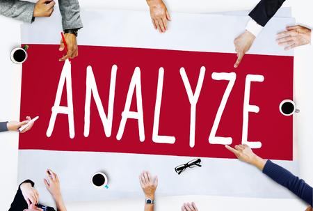 to analyze: Analyze Analysis Data Information Planning Statistics Concept
