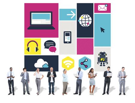 cloud computing: Computer Cloud Computing Storage Media Digital Concept
