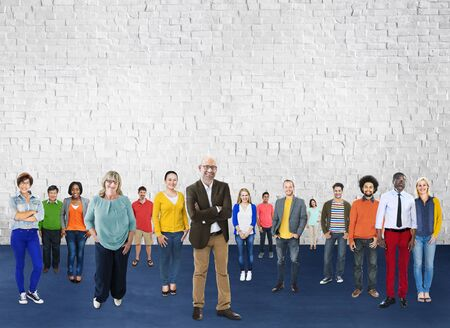 community people: People Community Togetherness Corporate Team Concept Stock Photo