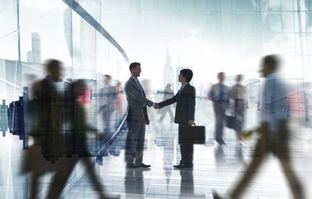 personnes: Hommes d'affaires Collègues Travail d'équipe réunion Séminaire Conférence Concept