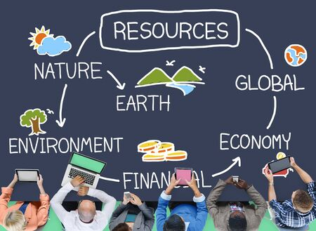 natural resources: Recursos Medio Natural Economía Finanzas Concepto