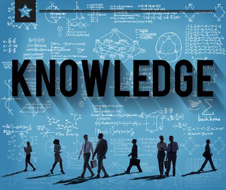 conocimientos: Inteligencia Conocimiento Genius Expertise Concepto de educaci�n Foto de archivo