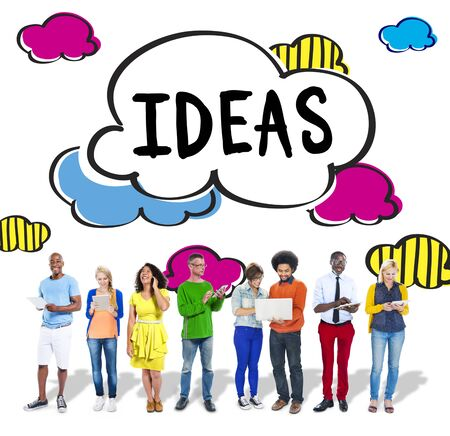 creativity: Ideas Inspiration Creativity Innovation Concept