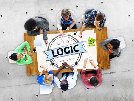 logica: L�gica Lgical razonable Concepto Pensamiento Cr�tico