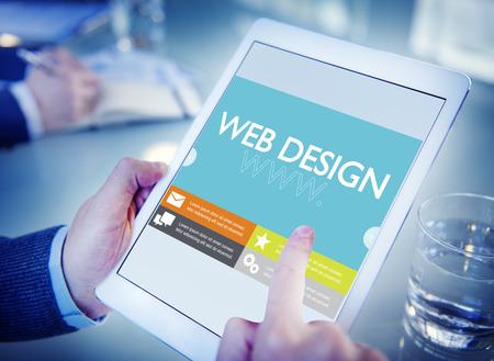 Www Web デザイン Web ページ ウェブサイトのコンセプト