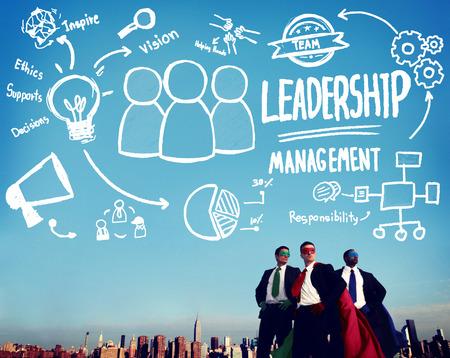 lider: Gestión Líder Liderazgo Autoridad director Concepto
