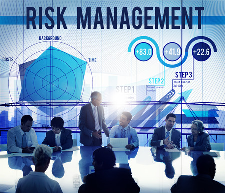 Risk Management Control Security Safety Concept