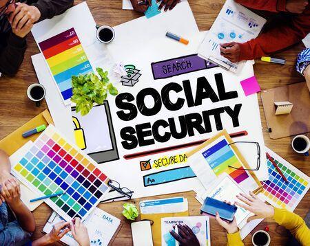 obra social: Seguridad Social Bienestar Retiro Concepto de Pago