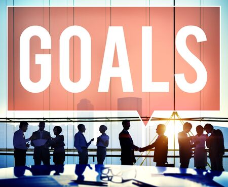 target thinking: Goals Aspiration Achievement Inspiration Target Concept