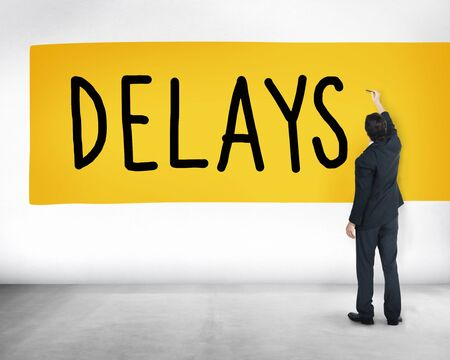 impede: Delays Late Layover Postponed Hindrance Retain Concept