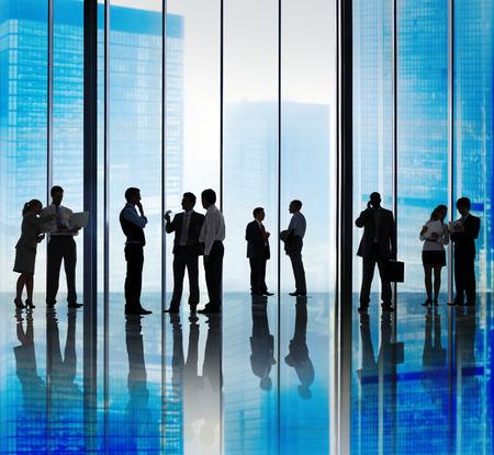 ufficio aziendale: Business People Corporate Office Concept
