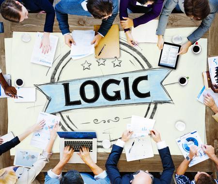 logica: Lógica Lgical razonable Concepto Pensamiento Crítico