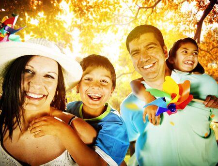 zweisamkeit: Familie Eltern Kinder Zusammenhalt Urlaub Konzept