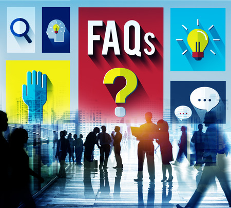 frequently: Frequently Asked Questions Help Inforamtion Answer Concept