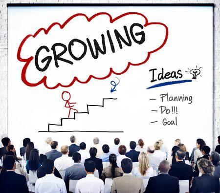 career development: Growing Process Planning Improvement Development Concept