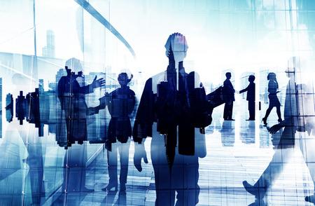 엔지니어 건축가 전문 직업 기업 도시 작업 개념