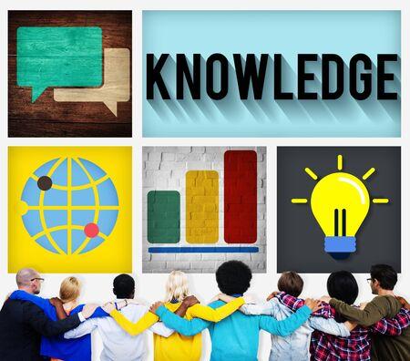 inteligent: Knowledge Intelligence Genius Expertise Education Concept